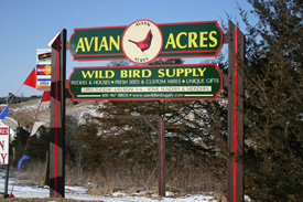Visit Avian Acres